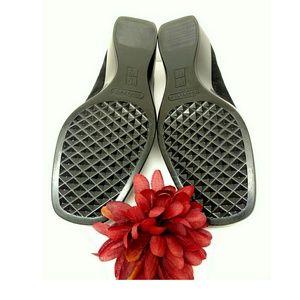 Aerosoles Shoes - 🌸Aerosoles-Final Exam Black Leather Flats-Sz. 6M
